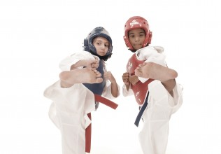 Advanced taekwondo in Brampton